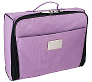 As Is Ultimate Cosmetic Organizer Case by Lori Greiner - H207163
