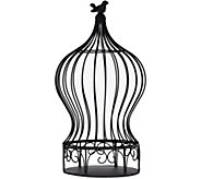 21 Indoor/Outdoor Metal Birdcage - H209563