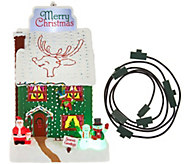 Hallmark Keepsake Magic HolidayOrnament with Bonus Magic Cord - H211363
