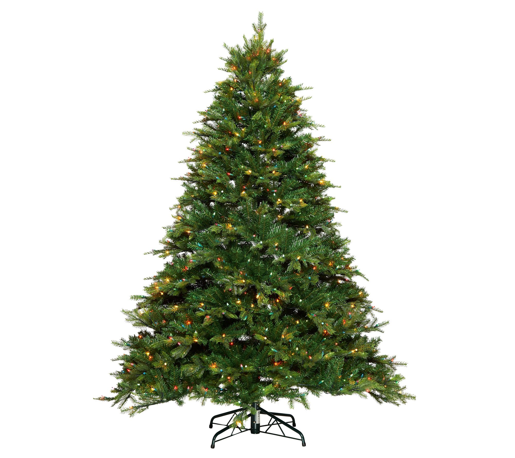 Bethlehem Lights Prelit 9' Shenandoah Pine Full Christmas Tree ...