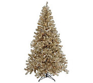 4 Colored PVC Pine Tree with 150 Mini Lights by Vickerman - H281963
