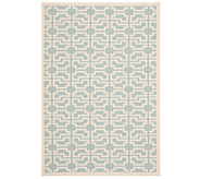 Safavieh 53 x 77 Abstract Indoor/Outdoor Rug - H283063