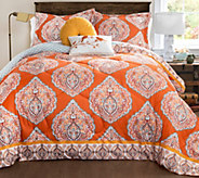 Harley 5-Piece Full/Queen Comforter Set by LushDecor - H288563