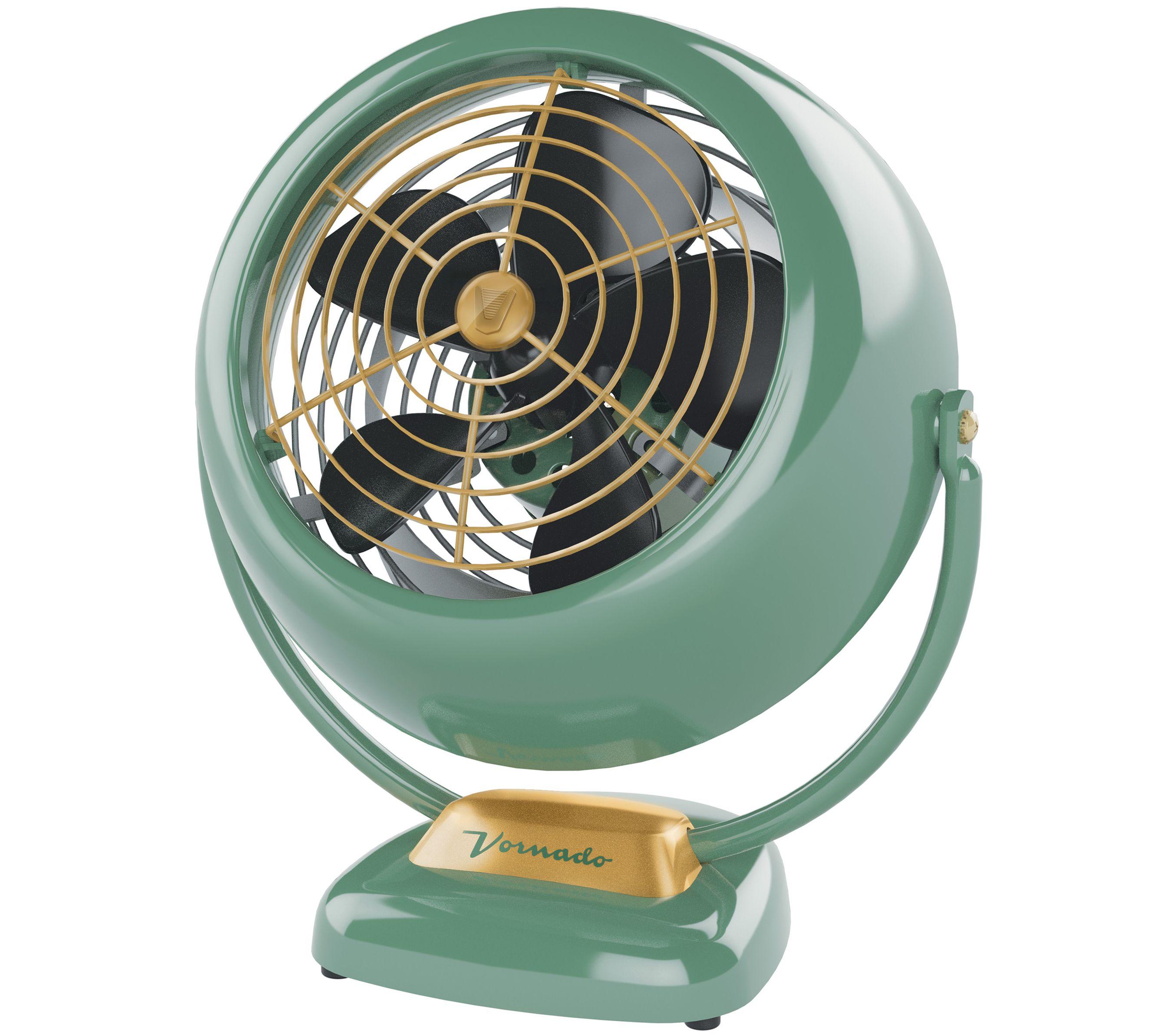 Vornado Air Circulators Clip On : Vornado vfan vintage style air circulator — qvc