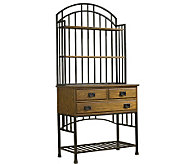Home Styles Oak Hill Bakers Rack - H182664