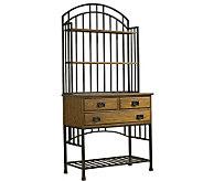 Home Styles Oak Hill Bakers Rack - H182664