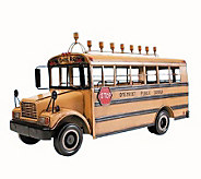 Copa Judaica School Bus Menorah - H185764