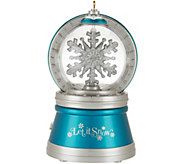 Hallmark Keepsake 5 Spinning Snowflake Ornament - H211364