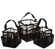 Set of 3 Carrying Caddies by Lori Greiner - H214464