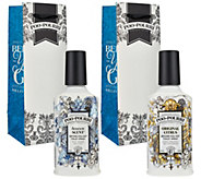 Poo-Pourri Set of (2) 8 oz. Bottles with Gift Bags - H207565
