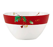 Lenox Winter Song All Purpose Bowl - H282365