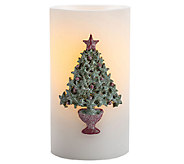 Candle Impressions 6 Star Tree Candle - H287065