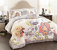 Aster 5-Piece Full/Queen Comforter Set by LushDecor - H288565