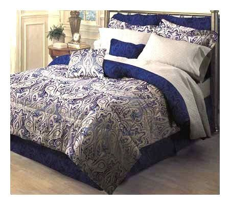 Sterling Heights King Bedding In A Bag By Dan River Qvc Com