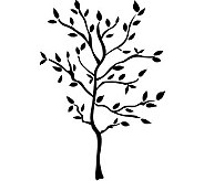 RoomMates Tree Branches Peel & Stick Wall Decals - H186266