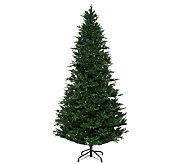 Santas Best 9 Balsam Fir Tree with RGB  Function - H207066