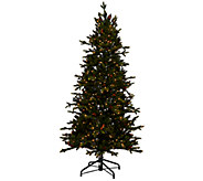 As Is Bethlehem Lights 15th Anniversary 7.5 Christmas Tree - H207266