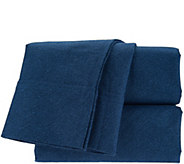 Northern Nights 175gsm 100Flannel Full Sheet Set w/ Bed Tite - H209666