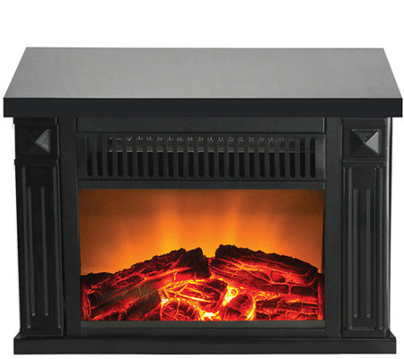 Frigidaire Zurich Tabletop Electric Fireplace H