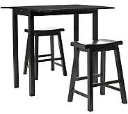 Graham 3-Piece Set Pub Table - H361166