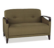 Avenue Six Main Street Love Seat - Seaweed - H175667