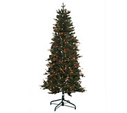 As Is Bethlehem Lights 7.5 Lakewood Fir Christmas Tree - H208167
