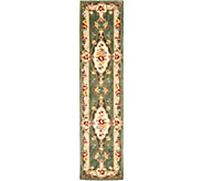 As Is Royal Palace Special Edition Savonnerie 23x96 Rug - H214767