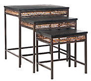 American Home Reed Stacking Tables - H283167