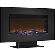 ClassicFlame Elysium 36 Wall-Mounted InfraredFireplace - H293067