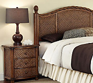 Home Styles Marco Island Queen/Full Headboard and Nighstand - H366567
