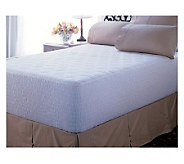 Beautyrest 220TC Egyptian Cotton Cal King Mattress Pad - H121068