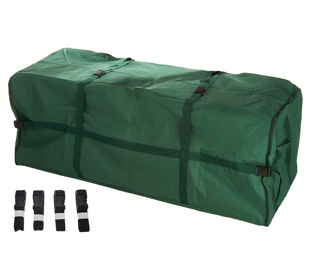 heavy duty christmas tree storage bag page 1 qvccom - Christmas Tree Storage Bags