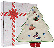 As Is Temp-tations Winter Whimsy 14 Tree Tray in Gift Box - H208368