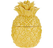 HomeWorx by Harry Slatkin 14oz. Filled Pineapple Candle - H213668
