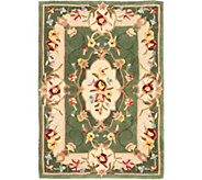 As Is Royal Palace Special Edition Savonnerie 3 x 46 Rug - H214768