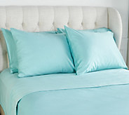 As Is Home Reflections 1000TC Easy Care Sheet Set w/ Extra Cases - H215768