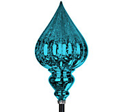 Exhart Large Drop Point Solar Garden Stake - H285568