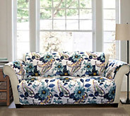 Floral Paisley Sofa Furniture Protector by LushDecor - H290168