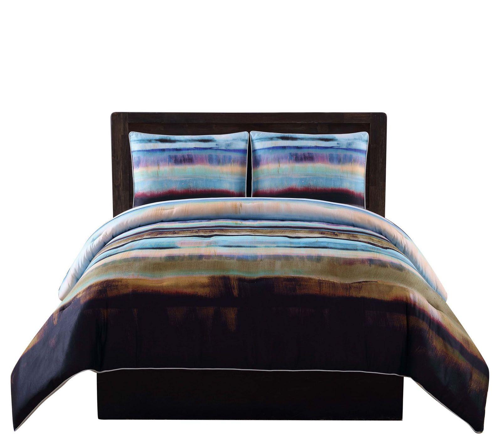 pin vince camuto goa comforter set pinterest striped comforters