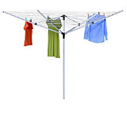 Honey-Can-Do Adjustable Height Outdoor UmbrellaDryer - H356568