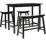 Ronin 4-Piece Set Pub Table - H361168
