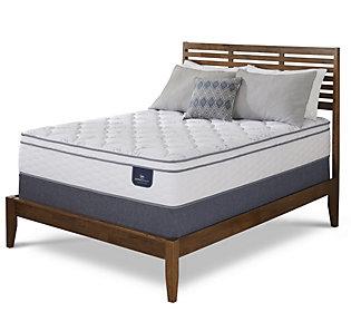 Serta Perfect Sleeper Freeport Eurotop Twin Mattress Set