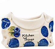 Stable Door Pottery Kitchen Things Container - H214869