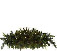 As Is Bethlehem Lights Estate Collection 3 Prelit Swag - H215069