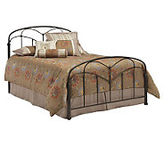 Fashion Bed Group Pomona Hazelnut Full Bed - H281069
