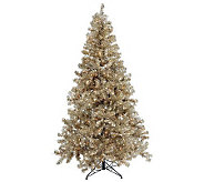 7 Colored PVC Tree with Mini Lights by Vickerman - H281969