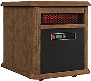 Duraflame PowerHeat Portable Infrared Heater with Remote - H286969