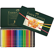 Faber-Castell Polychromos 36-Piece Colored Pencil Set with Tin - H288769