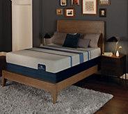 Serta iComfort Blue Max 1000 Plush QueenMattress Set - H293669