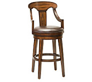 Hillsdale Furniture Upton Swivel Bar Stool - H348669